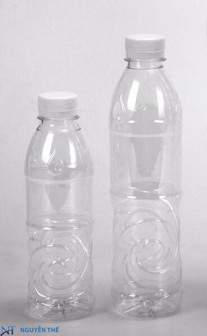 Chai nhựa Pet (200ml-500ml)